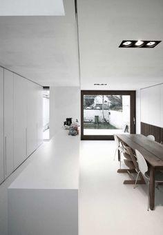 HOUSE W-DR BY GRAUX & BAEYENS ARCHITECTEN