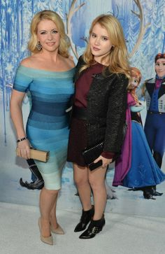 Melissa Joan Hart and Taylor Spreitler