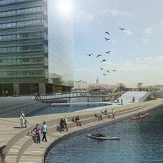 The Kalvebod Waves, Copenhagen, by JDS + Urban Agency, Part 2 « Landscape Architecture Works | Landezine