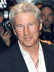 Richard Gere.  I know I am aging myself now...