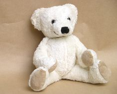 Soft toys made from natural materials - Kallisto
