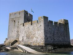 Kisimul Castle, Barra, Scotland - Macneil Clan Worldwide Gathering August 2012!!!