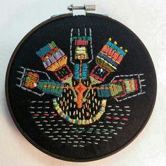 Embroidery by Svetlana Anikandrova