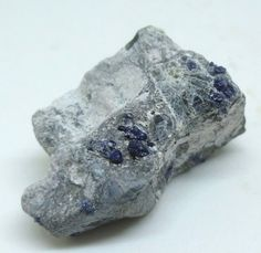 Sapphire Crystals – Loch Scridan, Isle of Mull, Scotland