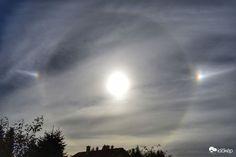 Látványos égi jelenséget fotóztak halottak napján | NLCafé