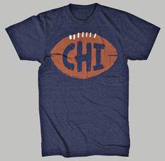 Image of CHI Football T-Shirt