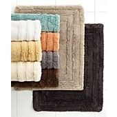 Hotel Collection Bath Rug, Luxe Collection