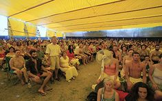 yoga camp costinesti romania