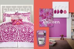 Inside & Out Interiors By Organic Interiors Australia: Colour of 2014!