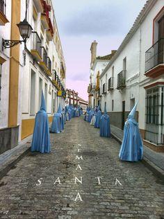 """Volver a Lebrija (Sevilla) - Volver a Lebrija por Semana Santa... y preparar un """"ajo"""" entre toda la familia. En la sobremesa, """"albañiles"""" y después, pasear por La Corredera o por la marisma."""