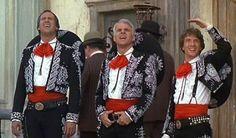 ¡Three Amigos!・・・邦題のサボテン・ブラザースって最高だね!