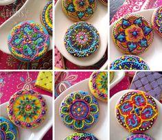 cookies mandala modelos