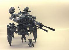 Ridgeback 4M Tank Hybrid   by SuperHardcoreDave