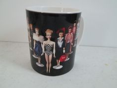 Barbie Va. Fashion Doll Club Mug No.#1 Barbie 2014 Convention Coffee Tea Mug