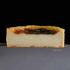 Flan Parisino con Crema pastelera a la Vainilla - Bavette