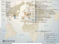 ONU: des institutions situées en majorité au Nord en 2005