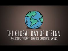 More Than 450 schools and Over Participated in the Global Day of Design John Spencer, Steam Activities, Student Engagement, Design Thinking, Innovation Design, Free Design, Engineering, Challenges, Classroom