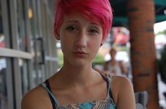 Pink Hairstyles Short hair 2013 | Hairstyles | short hairstyles ...