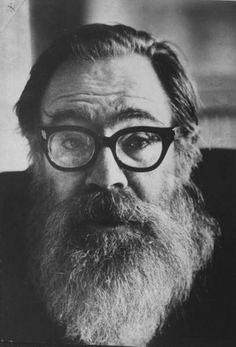 """Huffy Henry hid the day...""  John Berryman, American Poet"
