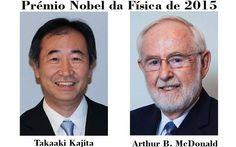 Nobel da Física de 2015 para a descoberta de que os neutrinos têm massa | Elvasnews