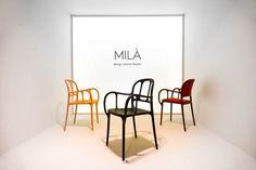 Mila chair designed by Jaime Hayon Chair Design, Home Decor, Interiors, Art, Fashion, Salon Chairs, Baby Born, Homemade Home Decor, Moda