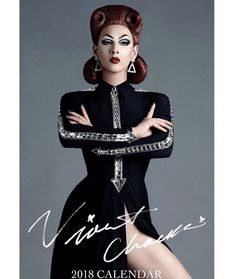 Likes, 42 Comments - RuPaul's Drag Race Drag Queens, Blair St Clair, Trinity Taylor, Farrah Moan, Violet Chachki, Leg Of Mutton Sleeve, Adore Delano, Queen Outfit, Rupaul Drag