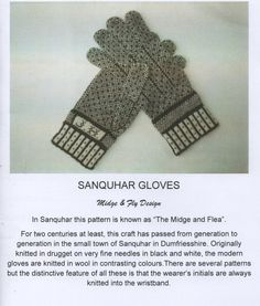 Vintage 1950s Knitting Pattern to make Traditional Scottish Gaelic Sanquhar Midge & Fly Design Gloves The abbreviations are not included with this pattern  A PDF Immediate Digital Download  We sell both UK and US Patterns, we do not state in each listing if the listing has US or UK terminology however we include a PDF of Conversion Charts  Please note: Most of our photographs and pattern instructions are watermarked with our logo or shop name or with both.    The listing is for the digital…