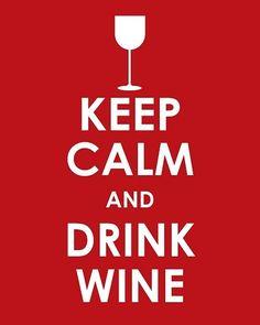 vino vino vino VINO V I N O!!!  sssshhh, keep calm #Besodevino