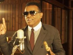 Soul singer Ronald Isley