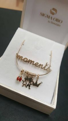 special gift for special people! 14K gold by sigmaoro