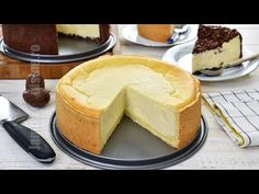 Cea mai buna pasca cu branza (CC Eng Sub) No Cook Desserts, Sweet Bread, Cheesecake, Easter, Mai, Cooking, Diy, Kitchen, Cheesecakes