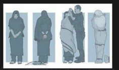 Handy step by step guide passed out by Muslim Clerics on how to prep your wife for stoning.