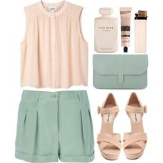 """""""pale"""" by rosiee22 on Polyvore"""