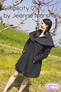 Anche se oramai la primavera è fra noi, io e i cappotti siamo innamorati! Simplicity 1254 by Jeanne Marshall  è sul blog! Buona lettura!