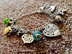 My James Avery charm bracelet