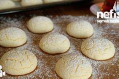 10 Dakika Kurabiyesi (Mutlaka Deneyin) - Nefis Yemek Tarifleri Hamburger, Pizza, Yummy Food, Bread, Cookies, Dishes, Ankara, Biscuits, Plate