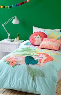 Little Mermaid Waste Basket http://www.squidoo.com/kids-bedroom ...