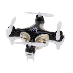 The 4 channel #miniquadcopter can realize 4-ways 360 degree flip.You can have a try!