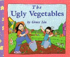 A little girl thinks her mother's garden is the ugliest in the neighborhood until she discovers that flowers might look and smell pretty but Chinese vegetable soup smells best of all. Includes a recipe.