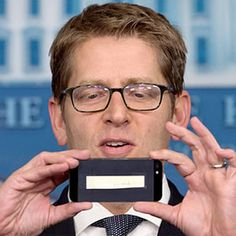 Former White House Press Secretary Jay Carney is likely one of the candidates to fill the PR Head vacancy Katie Cotton left behind when she retired earlier this year.