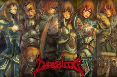 MMOWorldXD: Dark Blood entrou em open beta