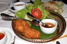 Gebratene Thai-Fischfrikadellen mit herzhaftem Thai-Dip!