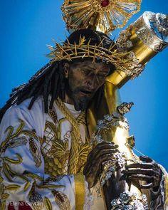 El negrito guapo.... El de la serena mirada.... Cristo Rey Jesus de Candelaria de tantas leyendas tantos milagros.... #CentenarioDeConsagracion