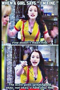2 Broke Girls funny scene (this is incredibly true) haha Funny Quotes, Funny Memes, Hilarious, Funny Captions, Funniest Memes, Tv Quotes, Funny Yearbook Quotes, Funny Humour, Drunk Humor