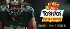 #Baylor Football is Fiesta Bowl bound! #SicUCF #BaylorFiesta