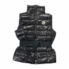 France Moncler Gaelle Down Grey Vest Women Hot Sales