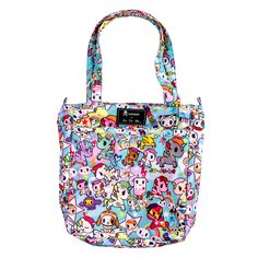 Ju-Ju-Be x Tokidoki Be Light in Unikiki 2.0; € 44.95 / £39.95