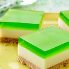 Cheesecake con Gelatina de Limón