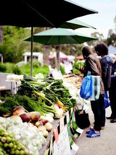 Gasworks Farmers' Market, Melbourne ~ Australian Gourmet Traveller. Best Farmer's Markets.