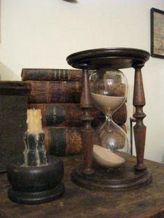 Clock Hourglass Time:  #Hourglass.